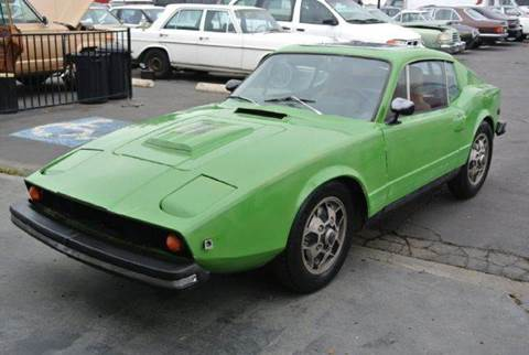 1974 Saab Sonett for sale at 1 Owner Car Guy in Stevensville MT
