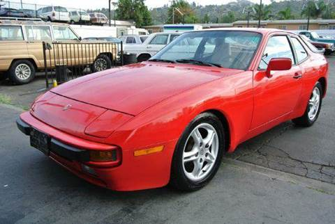1986 Porsche 944 for sale at 1 Owner Car Guy in Stevensville MT