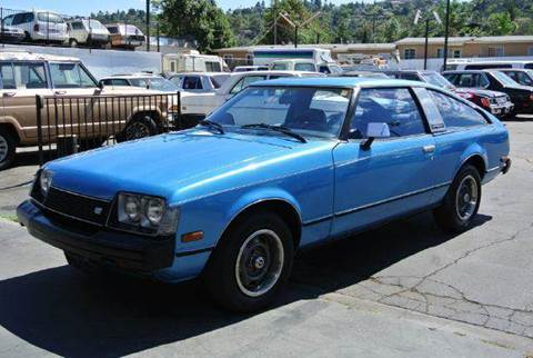 1978 Toyota Celica for sale at 1 Owner Car Guy in Stevensville MT