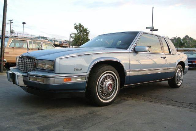 1988 Cadillac Eldorado for sale at 1 Owner Car Guy in Stevensville MT