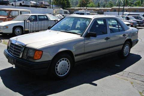 1987 Mercedes-Benz 300-Class for sale at 1 Owner Car Guy in Stevensville MT