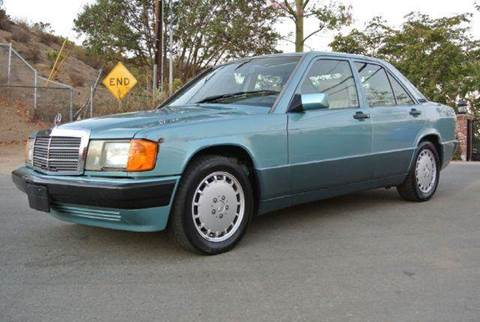 1993 Mercedes-Benz 190-Class for sale at 1 Owner Car Guy in Stevensville MT