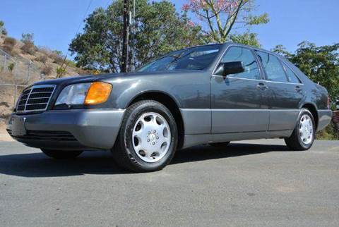 1993 Mercedes-Benz 300-Class for sale at 1 Owner Car Guy in Stevensville MT