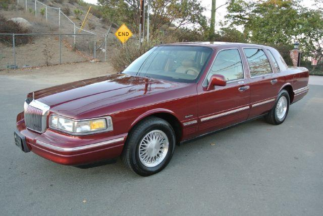 1997 Lincoln Town Car El Cajon Ca San Diego California Sedan