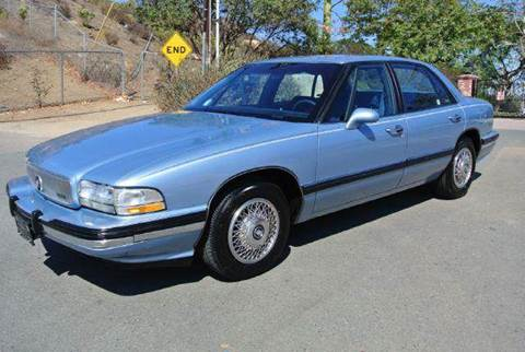 1992 Buick LeSabre for sale at 1 Owner Car Guy in Stevensville MT