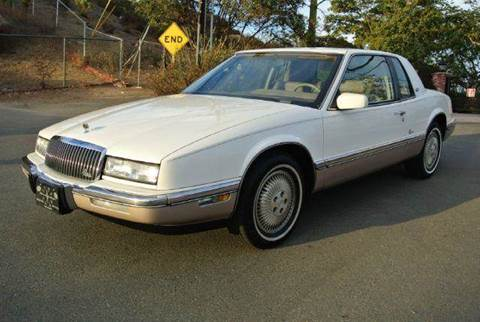 1990 Buick Riviera for sale at 1 Owner Car Guy in Stevensville MT