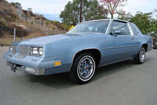 1985 Oldsmobile Cutlass Supreme In El Cajon Ca 1 Owner Car Guy