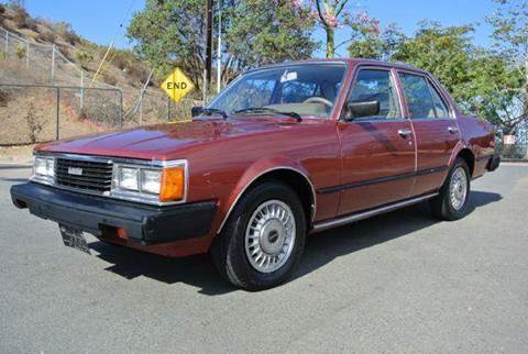 1981 Toyota Corona for sale at 1 Owner Car Guy in Stevensville MT