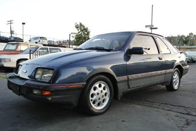 1985 Merkur XR4 for sale at 1 Owner Car Guy in Stevensville MT