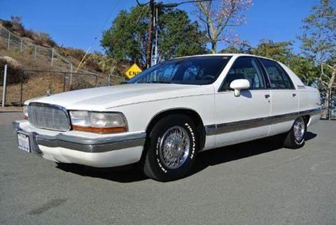 1992 Buick Roadmaster for sale at 1 Owner Car Guy in Stevensville MT
