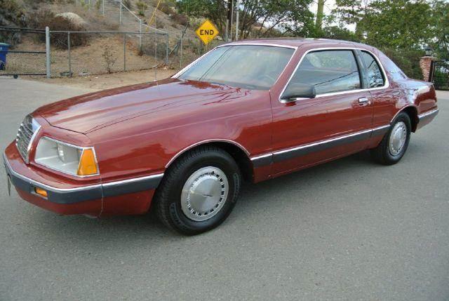 1986 Ford Thunderbird for sale at 1 Owner Car Guy in Stevensville MT