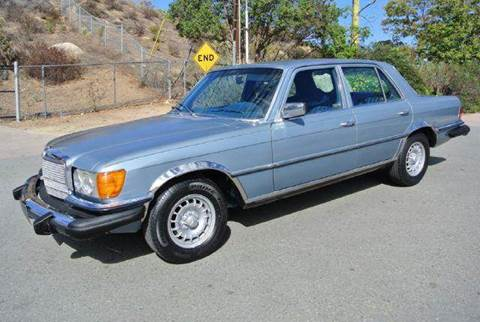 1979 Mercedes-Benz 280-Class for sale at 1 Owner Car Guy in Stevensville MT