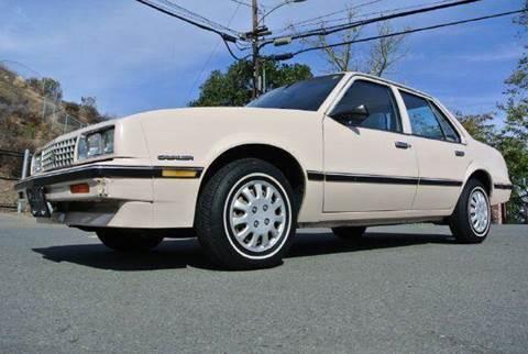 1985 Chevrolet Cavalier for sale at 1 Owner Car Guy in Stevensville MT