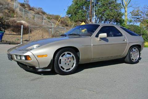 1983 Porsche 928 for sale at 1 Owner Car Guy in Stevensville MT