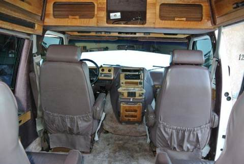 1984 Chevrolet G20 G20 Conversion Van In El Cajon CA - 1