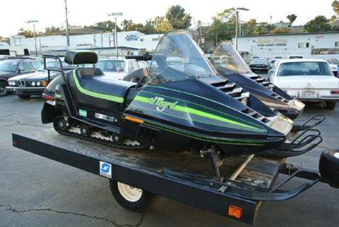 1988 Arctic Cat El Tigre for sale at 1 Owner Car Guy in Stevensville MT
