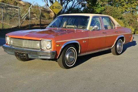 1977 Chevrolet Nova for sale at 1 Owner Car Guy in Stevensville MT