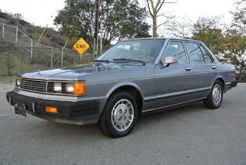 1982 Nissan Maxima for sale at 1 Owner Car Guy in Stevensville MT