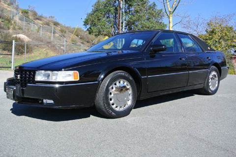 1993 Cadillac Seville for sale at 1 Owner Car Guy in Stevensville MT
