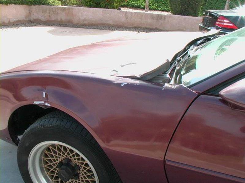 1992 Pontiac Firebird Trans Am 2dr Hatchback - Stevensville MT