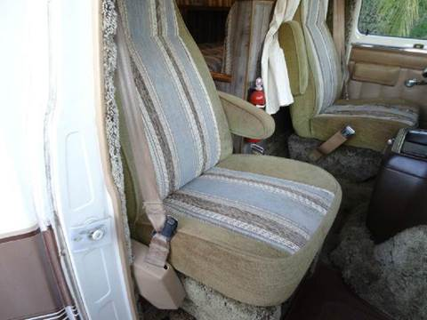 1984 Chevrolet G30 Lazy Daze Lazy Daze Motorhome In El Cajon