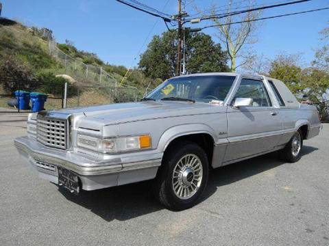 1980 Ford Thunderbird for sale at 1 Owner Car Guy in Stevensville MT
