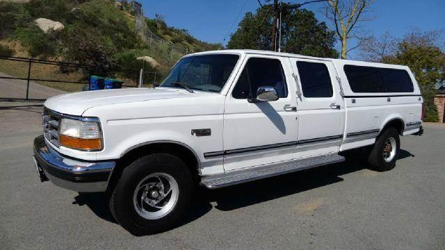 1995 Ford F-350 for sale at 1 Owner Car Guy in Stevensville MT