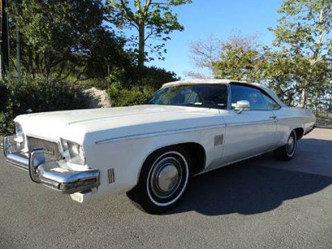 1973 Oldsmobile Delta Eighty-Eight for sale at 1 Owner Car Guy in Stevensville MT