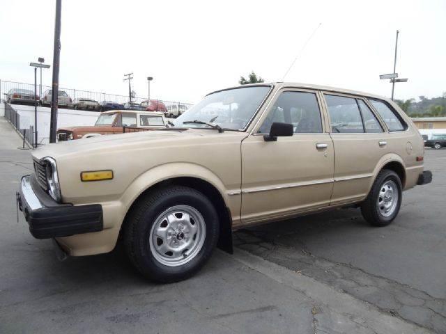 1981 Honda Civic for sale at 1 Owner Car Guy in Stevensville MT