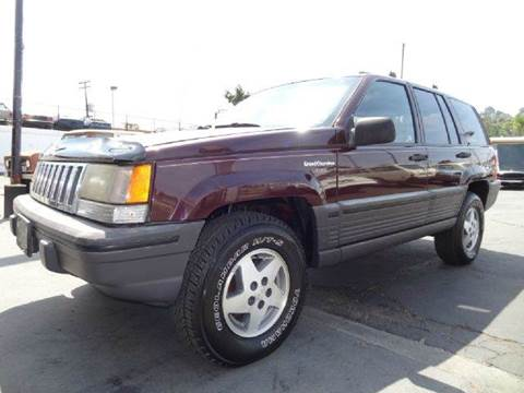 1994 Jeep Grand Cherokee for sale at 1 Owner Car Guy in Stevensville MT
