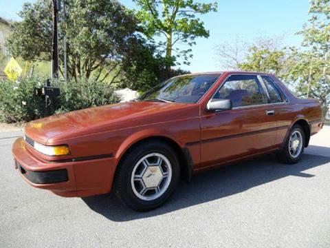 1984 Nissan 200SX for sale at 1 Owner Car Guy in Stevensville MT