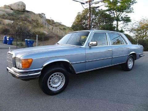 1978 Mercedes-Benz S-Class for sale at 1 Owner Car Guy in Stevensville MT