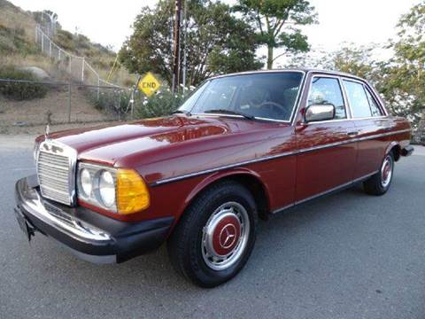 1978 Mercedes-Benz 240-Class for sale at 1 Owner Car Guy in Stevensville MT
