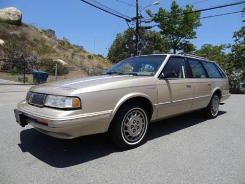 1994 Oldsmobile Cutlass Ciera for sale at 1 Owner Car Guy in Stevensville MT