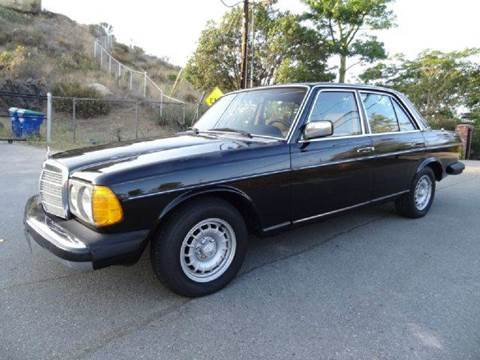 1980 Mercedes-Benz 300-Class for sale at 1 Owner Car Guy in Stevensville MT