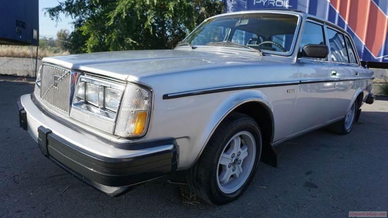 1980 Volvo 240 for sale at 1 Owner Car Guy in Stevensville MT