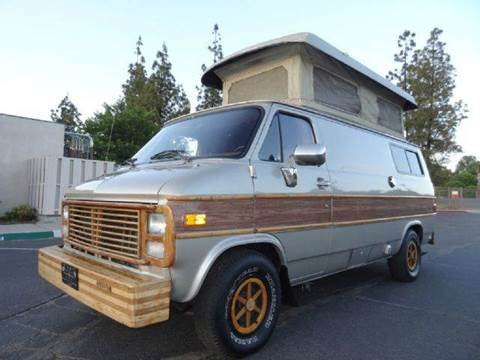 1989 Chevrolet Chevy Van for sale at 1 Owner Car Guy in Stevensville MT