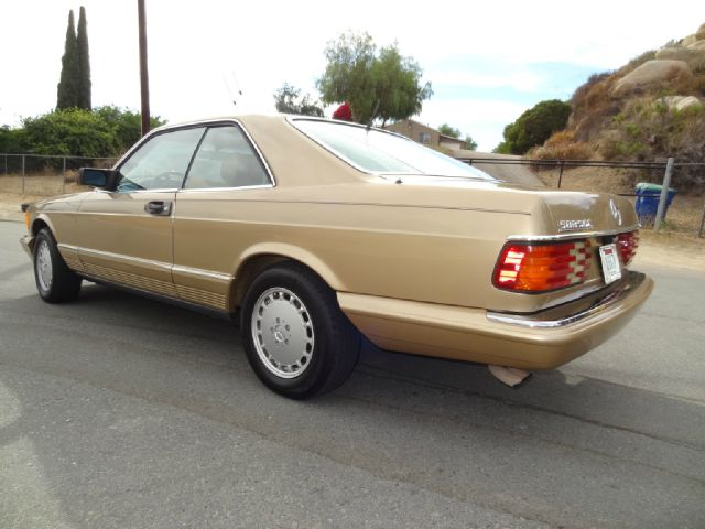 1984 mercedes benz 500 class 500sec w126 coupe in el cajon for Mercedes benz of el cajon el cajon ca