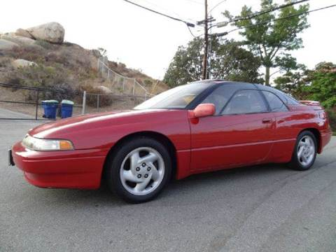 1993 Subaru SVX for sale at 1 Owner Car Guy in Stevensville MT