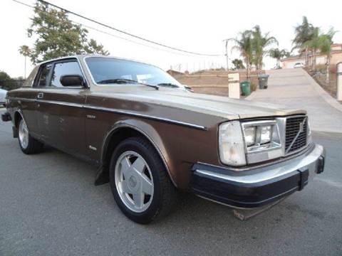 1981 Volvo 260 for sale at 1 Owner Car Guy in Stevensville MT