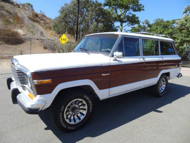 1980 Jeep Wagoneer for sale at 1 Owner Car Guy in Stevensville MT
