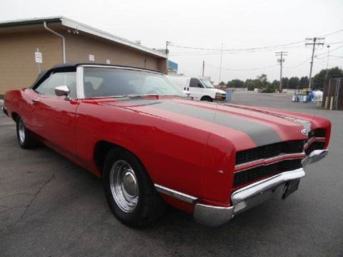 1969 Ford Galaxie for sale at 1 Owner Car Guy in Stevensville MT