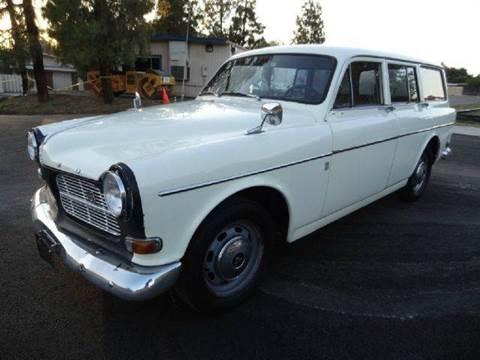 1967 Volvo 122