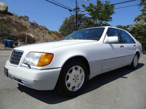 1992 Mercedes-Benz S-Class for sale at 1 Owner Car Guy in Stevensville MT