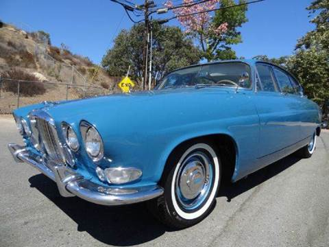 1966 Jaguar Mark VIII for sale at 1 Owner Car Guy in Stevensville MT