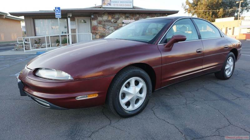 1997 oldsmobile aurora aurora sedan in stevensville mt 1 owner car guy 1997 oldsmobile aurora aurora sedan in