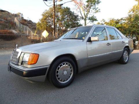 1992 Mercedes-Benz 300-Class for sale at 1 Owner Car Guy in Stevensville MT