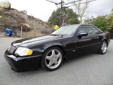 1994 Mercedes-Benz SL-Class for sale at 1 Owner Car Guy in Stevensville MT