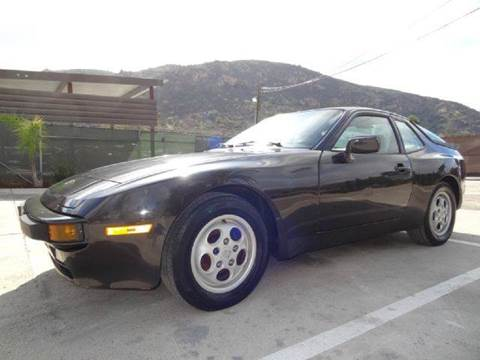 1987 Porsche 944 for sale at 1 Owner Car Guy in Stevensville MT