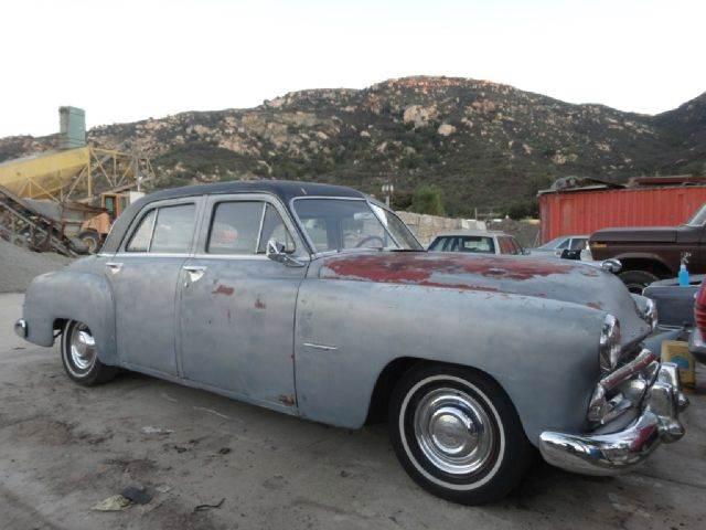 1951 Dodge Coronet for sale at 1 Owner Car Guy in Stevensville MT